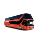 Efinger Fuhrpark: Neoplan Doppelstock Skyliner