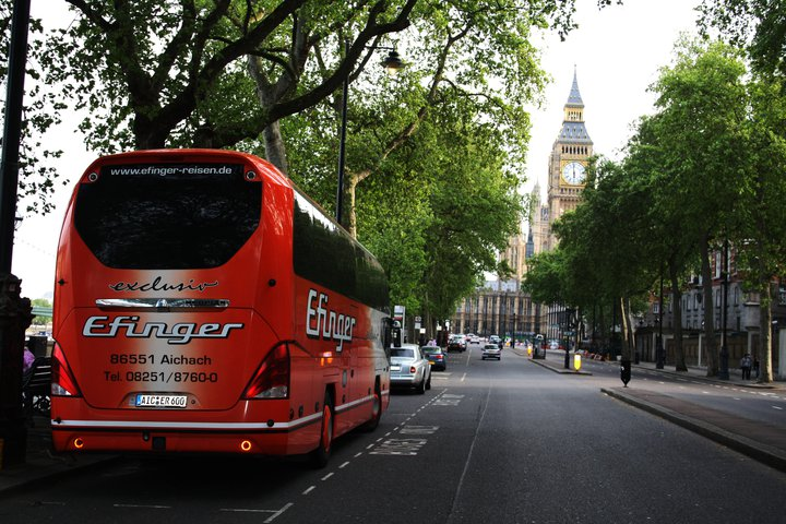 Efinger Reisen: London
